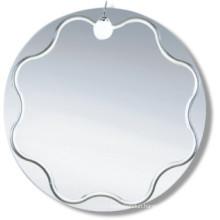 Round Competitive Bathroom Mirror (JNA418)
