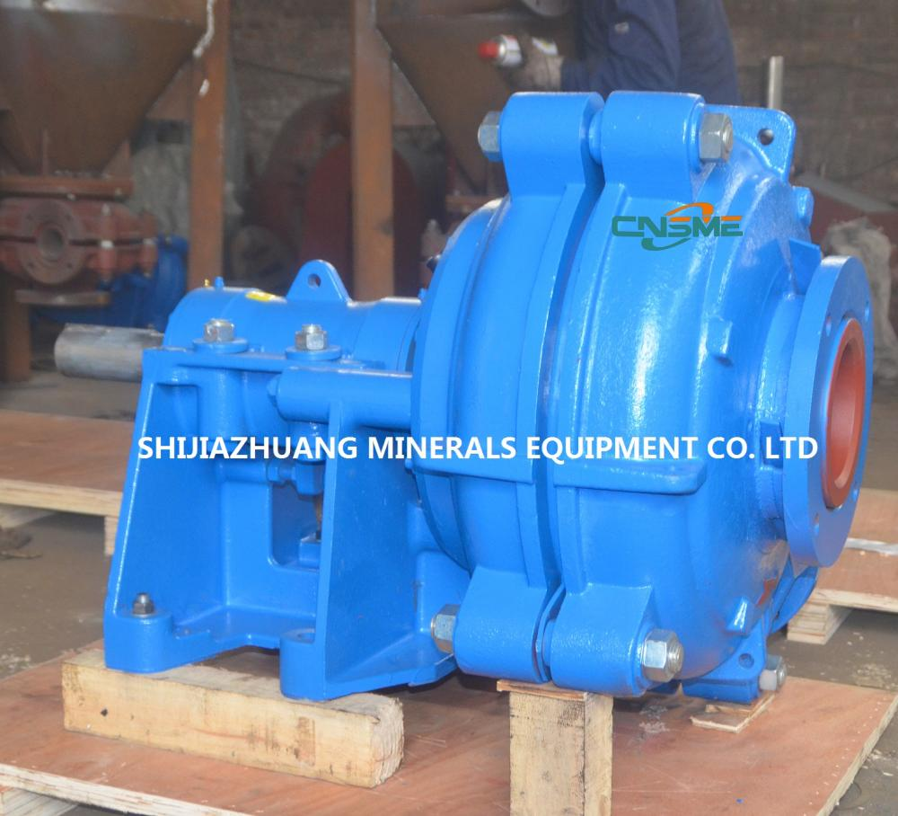 Hög Krom Alloy Heavy Duty Slurry Pump
