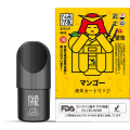 Top selling disposable vape pod flavour as mango