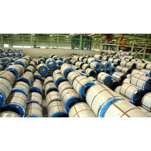 Prepainted Gi Steel Bobina / PPGI / PPGL Revestido a cores galvanizado folha de telhado de metal corrugado em bobina