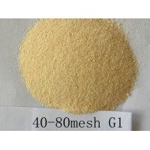 Ad Garlic Granule 40-80mesh Air Dehydrated