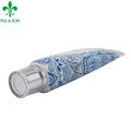 Tubo de crema de manos de plástico de 50 ml de Guangzhou con tapón de rosca