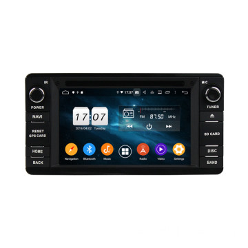Auto Doppel-DIN-DVD-Player für Outlander 2014
