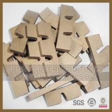Алмазные сегменты пильных полотен
