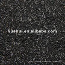 1,5 mm Carvão ativado impregnado com álcali à base de carvão