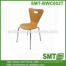 stacking promotion butterfly bentwood bistro tabel and chair