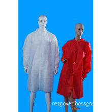 Safety Protective/Disposable/Non Woven Lab Coat
