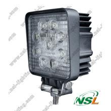 27W 4 pouces EMC Worklamp Offroad antibrouillard de travail