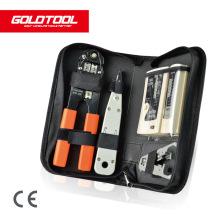 Network Tool Kit 4-pcs TTK-366 GOLDTOOL