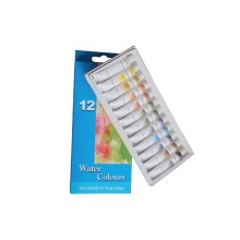Mont Marte 12pce Watercolor Paints 12ml