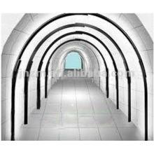 Arche en acier U25 / U29 / U36 pour le support de tunnel