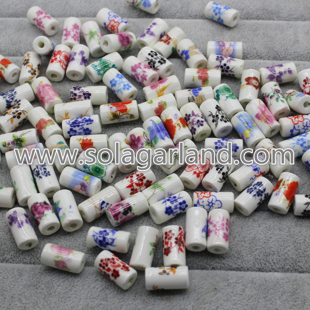 Ceramic Porcelain Spacer Beads