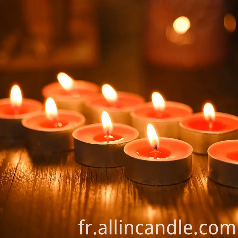 Aoyin Tealight Candle
