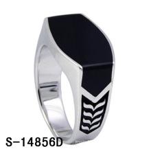 Novo modelo de moda jóias 925 anel de prata esterlina