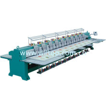 Hy-615 Chain With Flat Embroider Machine, Embroidery Machinery / Equipment Customized