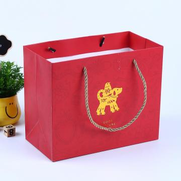 Hot Sale Shopping Nice Art Paper Bag