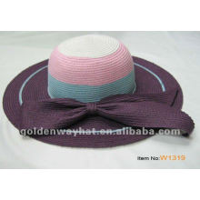 Designer Women Floppy Straw Summer Hat