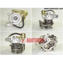 CT9 / 17201-64070 Turbocompresor para Toyota