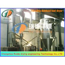 Centrífuga de secado por pulverización de resina de ácido úrico