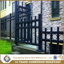 Building High Security Garden Fence