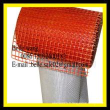 Bande de joint en fibre de verre en caoutchouc pour construction