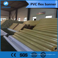 PVC film making machine for banner flex