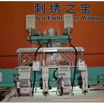 Компьютеризированная лазерная машина для вышивки