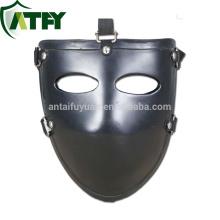 Máscara à prova de balas do exército Balístico Kevlar Aramid Half Face Shield