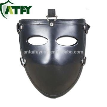 Masque pare-balles armée balistique kevlar aramide demi visage bouclier