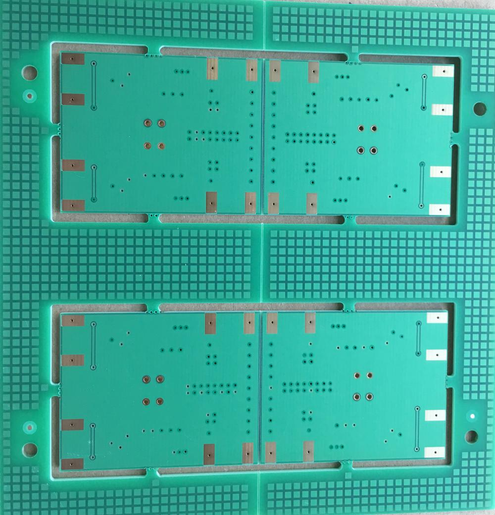 2 layer TG170  matt green RF Power PCB