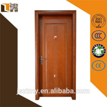 2015 Top sale solid wood swing veneered mahogany solid wood door