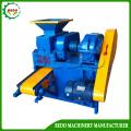 Machine de briquette de machine de presse de boule de charbon de bois de rouleau de coût bas