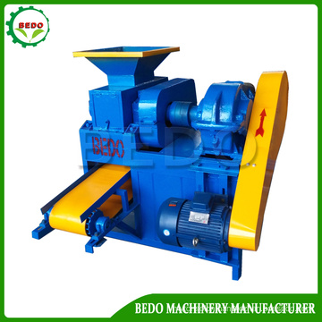 Low Cost Roller Charcoal Ball Press Machine Briquette Machine