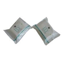 Свежие ароматизированные освежающие косметические влажные полотенца Spunlace