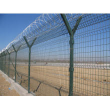 Barbed Wire Mesh Y Style Chain Link Fence