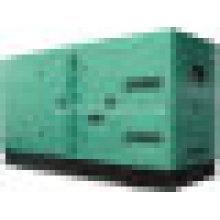 Recinto insonoro del pabellón del generador diesel de 700kVA 560kw CUMMINS