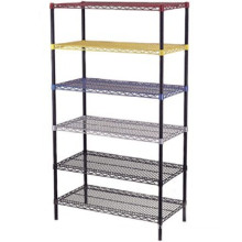 High Quality Adjustable closet wire shelving