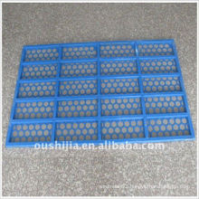 high quality vibrating sieving mesh(oushijia)