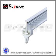 SC03 diviseur de chambre PVC rideau pliable en plastique