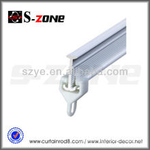 SC03 room divider PVC plastic bendable curtain track