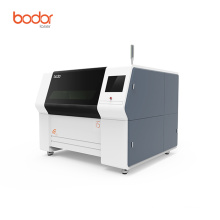 Máquina de corte a laser de fibra óptica para metal