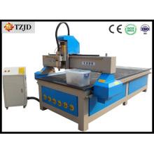 Máquina de corte plástica de madeira da máquina de corte