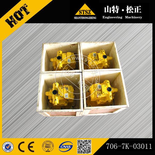 Pc300 7 Motor Sub Ass Y 706 7k 03011