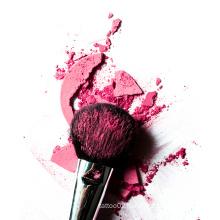 Colorful Phosphor Powder Eco Friendly Custom Logo Pink Packaging Glitter Loose Eyeshadow Palette Vendor