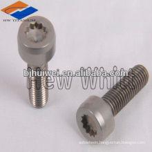 trox head m6 titanium bolts