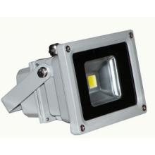 Foco reflector LED para exteriores