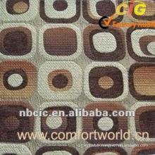 30% Chenille 70% Polyester Jacquard Chenille Sofa Fabric