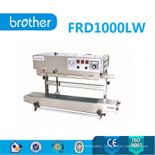 Vertical Band Sealer with Solid Inker Printer
