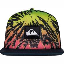 Яркие Цвета Пользовательские Равнина Snapback Шляпа