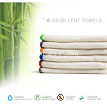 Organic Natural Bamboo Wash Tela Multifunción